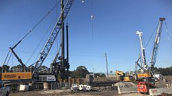 Sydney Metro TSE Works - Marrickville and Crows Nest Stations