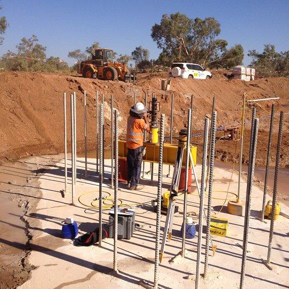 Driven Steel Sheet Piles Sheet Pile Walls Drill Tech